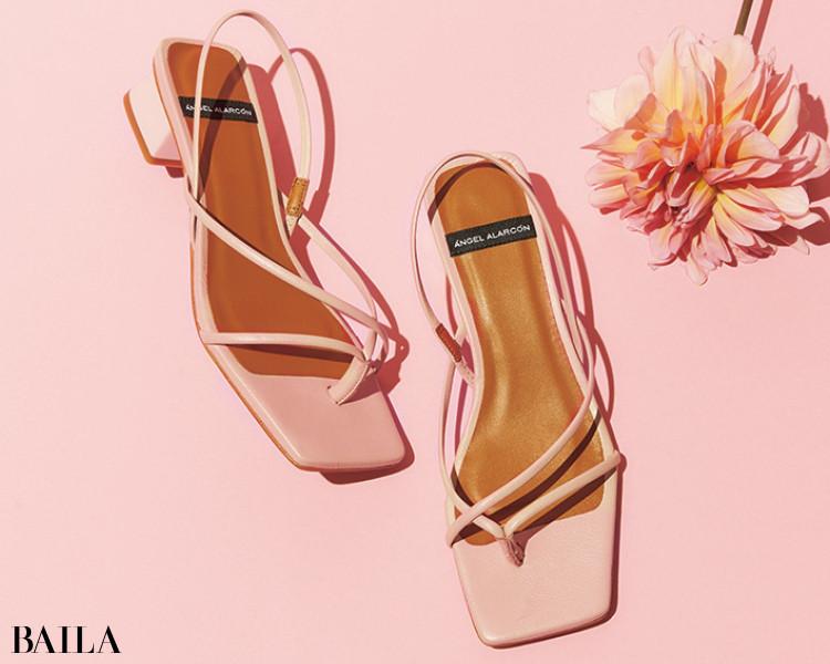 アンヘル アラルコンの靴