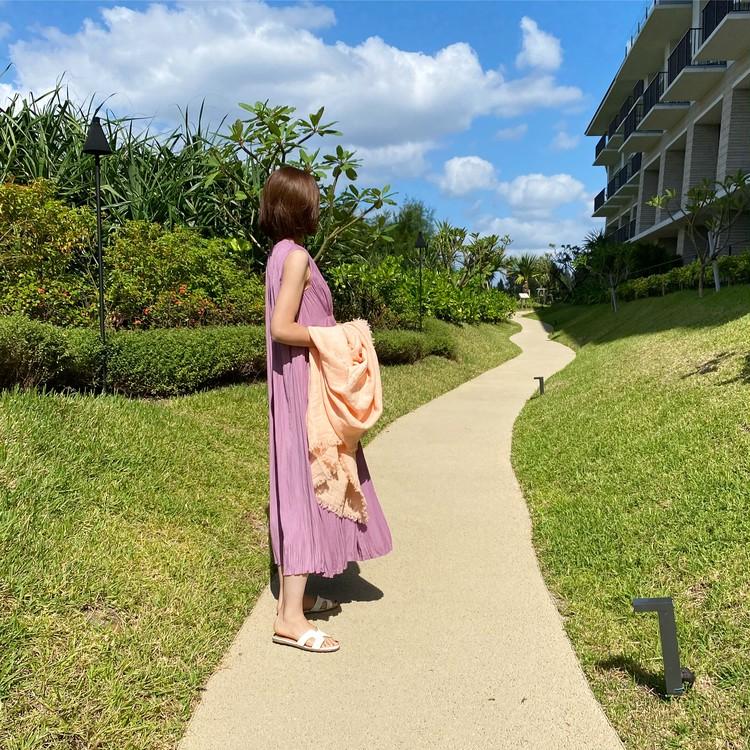 【沖縄旅行記③】10月の沖縄、旅コーデ全部見せ♡_6