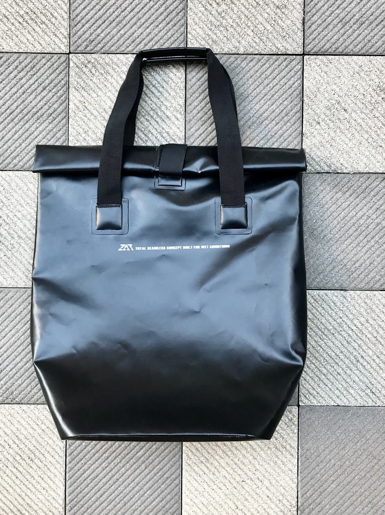ZAT無縫製トートバッグ 10リットルTC ¥1980/ワークマン