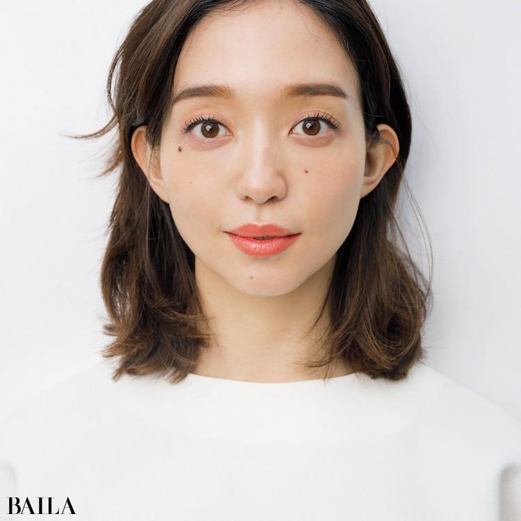 【女顔】×【華やか顔】の松島 花