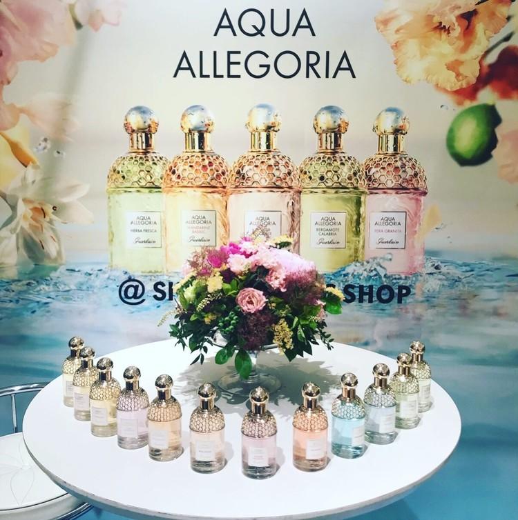 【GUERLAIN 新作フレグランス】香り診断でお勧めされた私の香り_1
