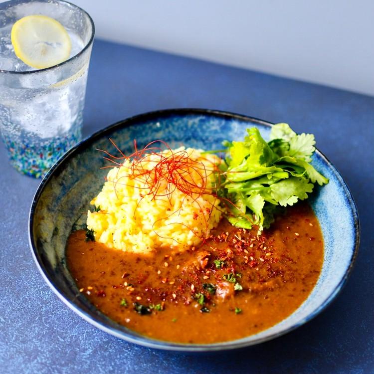 【カルディ】カフェ飯の素 レモンライスの素を使ったカレー