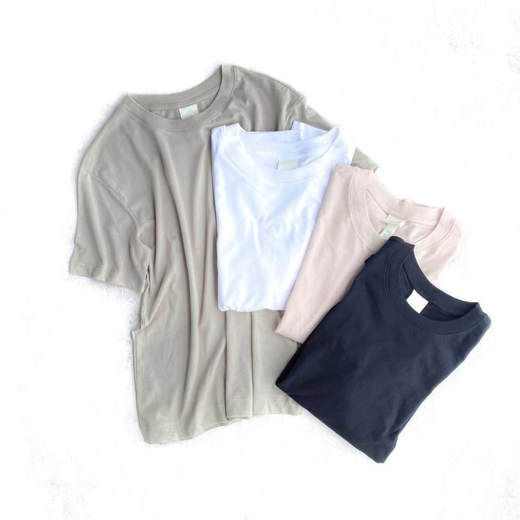 【カラバリ豊富】H&Mの999円Tシャツが優秀過ぎる♡_1