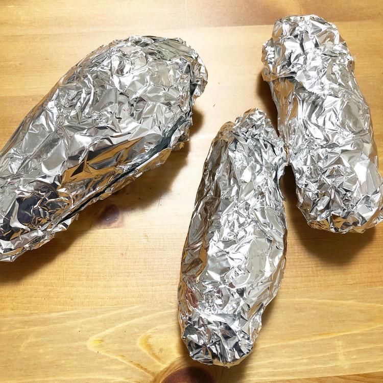 【簡単レシピ】家で作れる!ほったらかしでトロトロ焼き芋_1