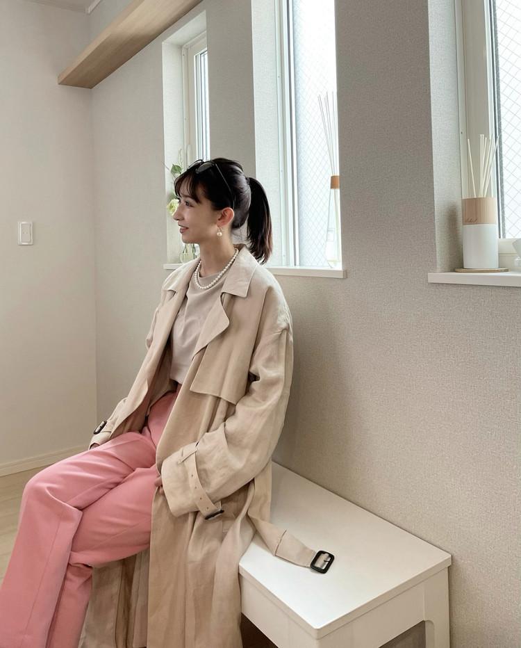 きれい色と着るベージュ!とBAILA5月号♡_6