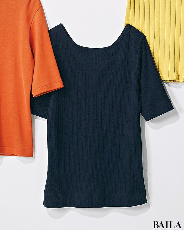 【甘め派・Tシャツ7選】フレンチシックTシャツで可愛げ+知的な印象をゲット!_3