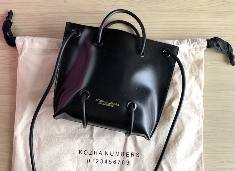 KOZHA NUMBERSのミニバッグ