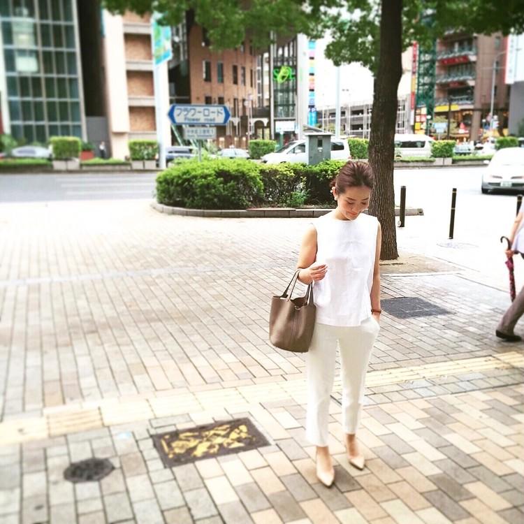 ベーシック最強★ 読者モデルズ【ユニクロ】真夏の活用術8_2_4