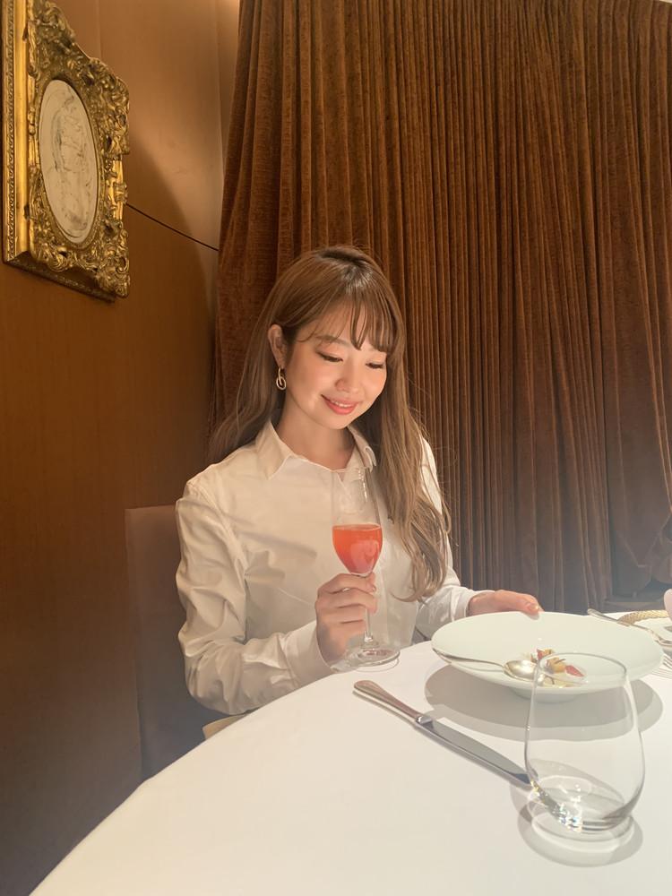 """2020年振り返り♡ドラマ""""グランメゾン東京""""のフレンチへ_1"""