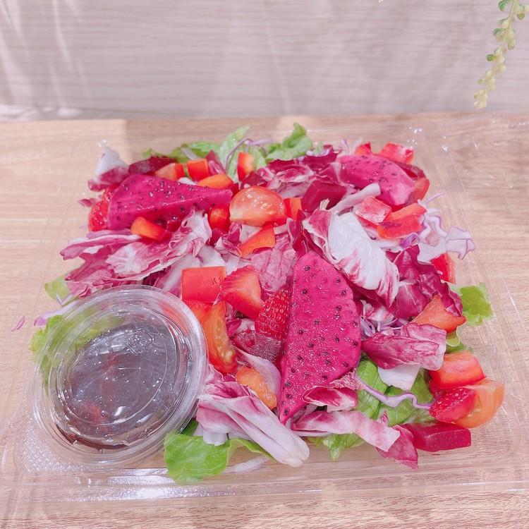 日本初「ワントーンサラダ」