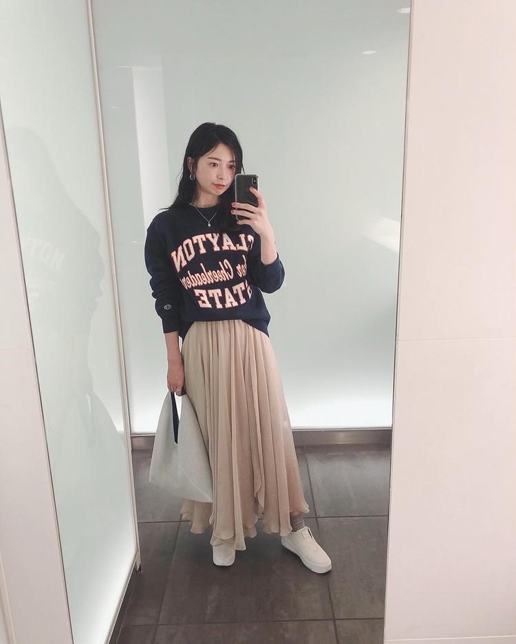 ひらひらスカートが大スキ_1