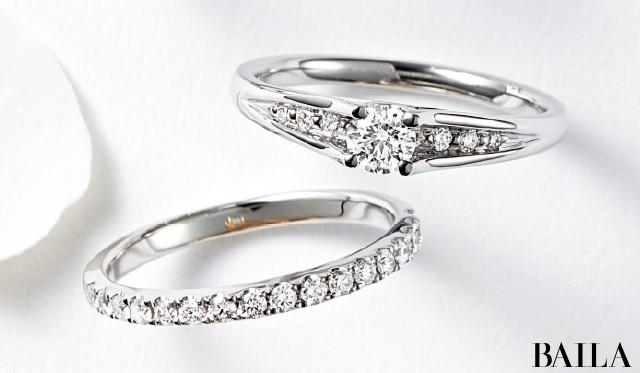 【結婚指輪&婚約指輪】エテ、ヴァンドーム青山、スタージュエリー...運命のリング12選_4