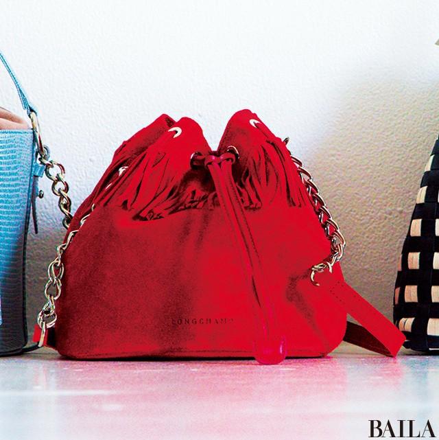 なぜ? この夏【レザー巾着バッグ】が働く30代女子に圧倒的人気の理由_2_4