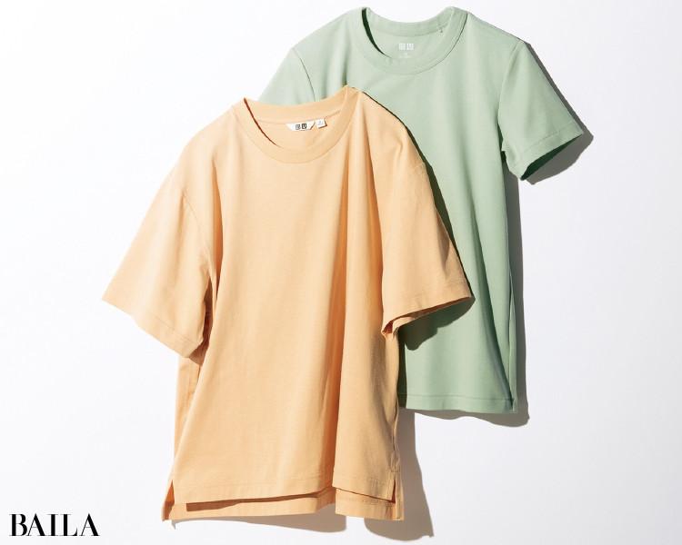 ユニクロ ユーのTシャツ