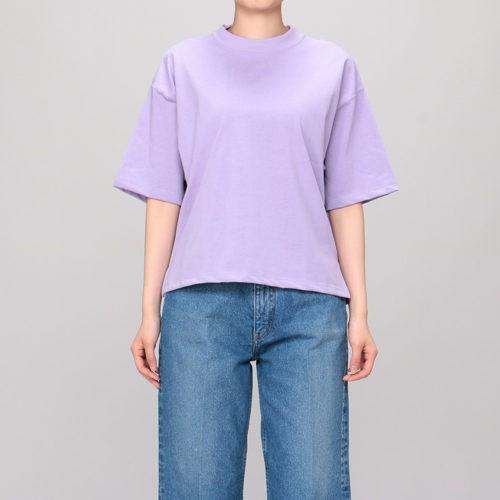 気ままにランチする休日は、Tシャツ&スニーカーをちょっぴり女らしく♡【2019/5/18のコーデ】_3