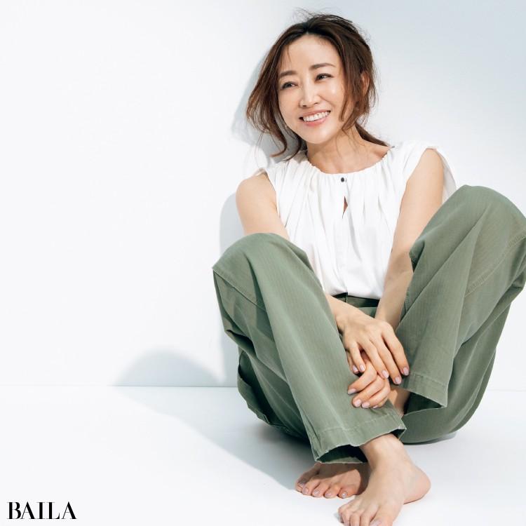 美容家 神崎 恵さん「今の肌状態にピンとくるケアを自分軸でチョイス」