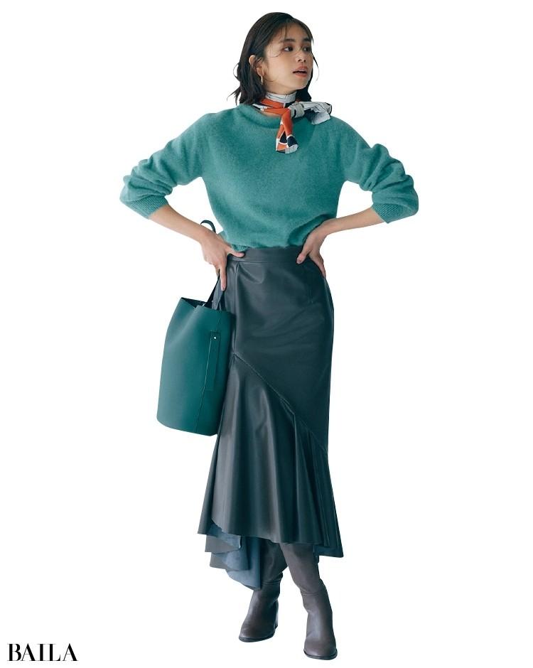 「エアクロ フィッティング」とBAILAが再びコラボ。 限定「FRAY I.D」BOXで「似合う秋服」を自宅で試着&先取り!_14