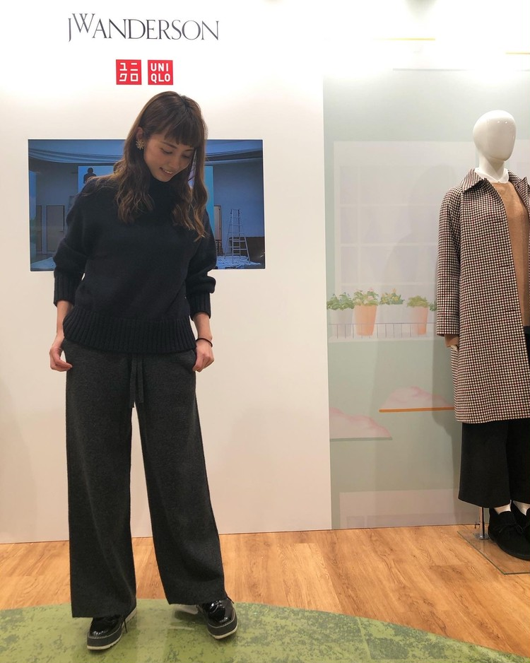 UNIQLO and JW ANDERSON2020年秋冬_8