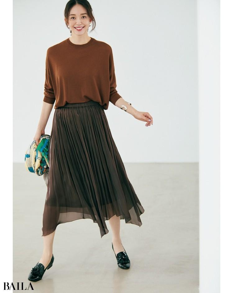 ルージュ・ヴィフのスカート
