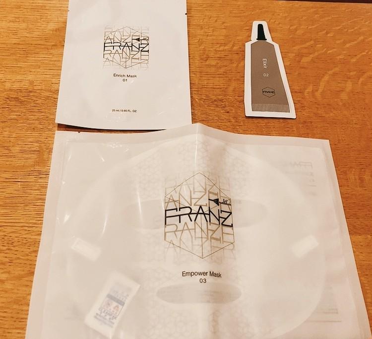 フランツ独自開発のイオン導入技術が取り入れられた韓国発の微小電流マスク、「フランツ デュアルフェイス」