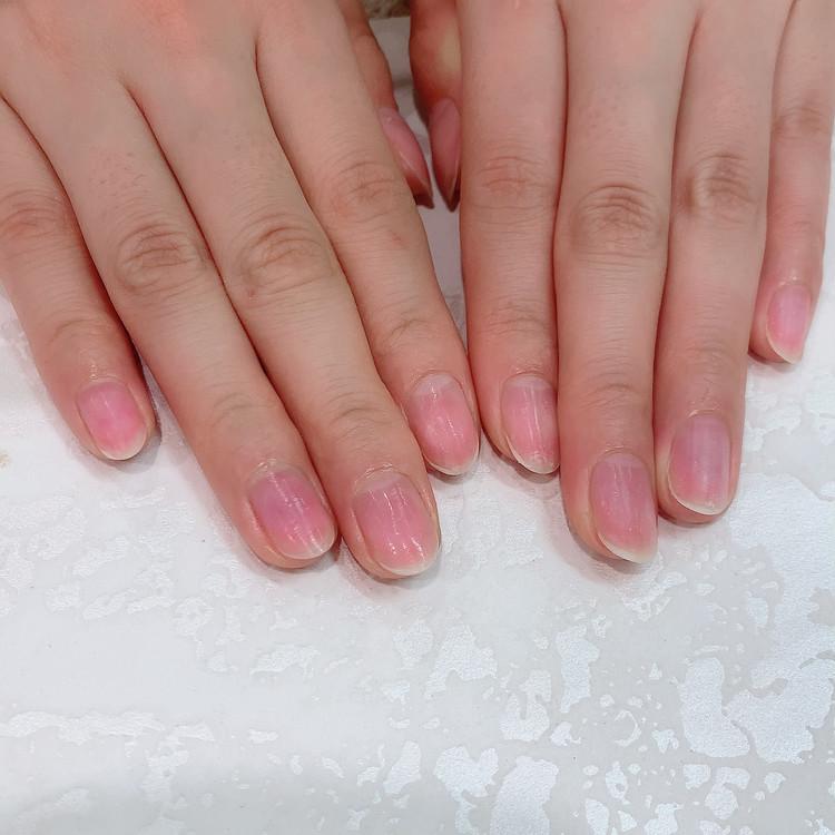 【すっぴん爪】脱ジェルネイルし、自爪ケアを始めました◎_1