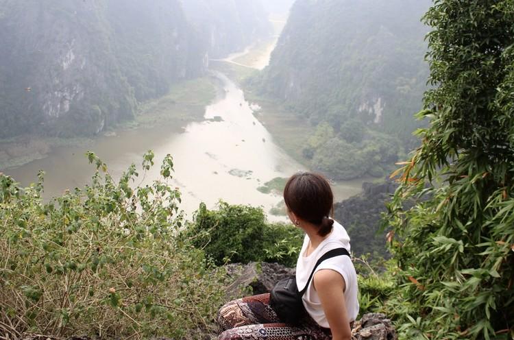 色彩豊かなベトナム旅②【絵画のようなニンビンの絶景】_6
