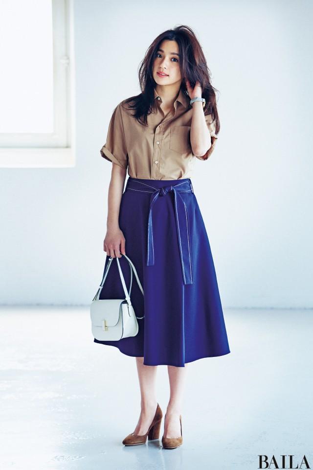 BAILA6月号なら! 【スカートのすべて】をマスターしてモテ直結♡_2_2