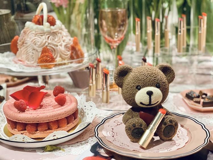 苺とチョコの甘い空間。幻の【OPERAティントリップ】!_12