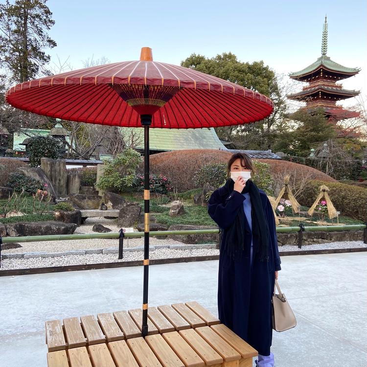 都内でプチ旅行気分♪江戸の風情溢れる上野東照宮で初詣!_8