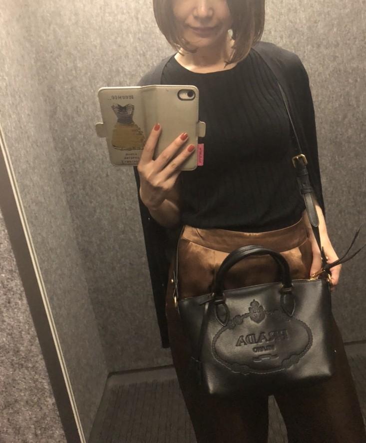 PRADAのバッグ