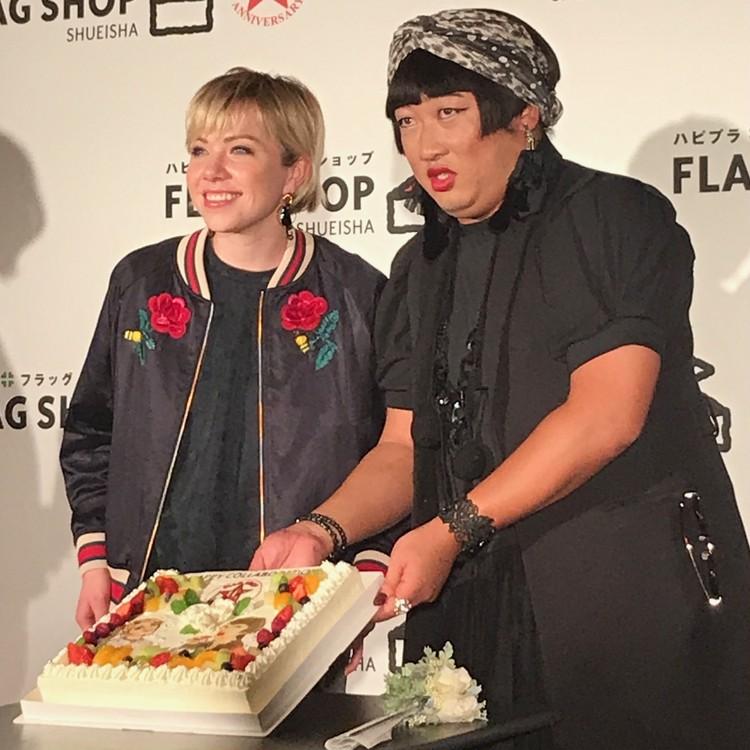 YOKO FUCHIGAMIもお祝い♪ FLAGSHOP10周年パーティレポ_2_6