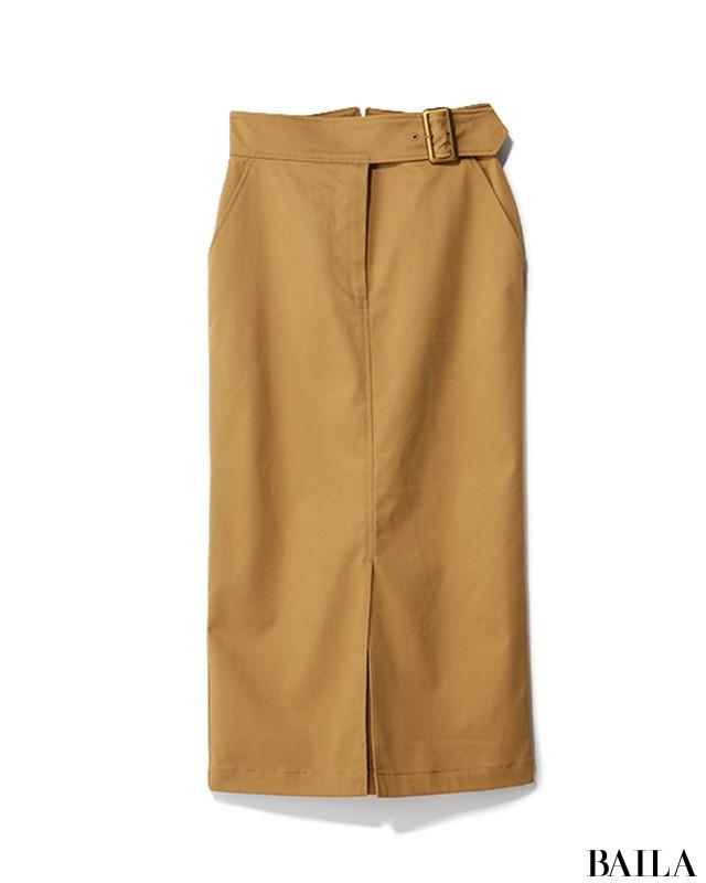 人前に立つ日は、知的シャツ&好感度スカートでキリリとスタイル♡【2019/3/13のコーデ】_2_3