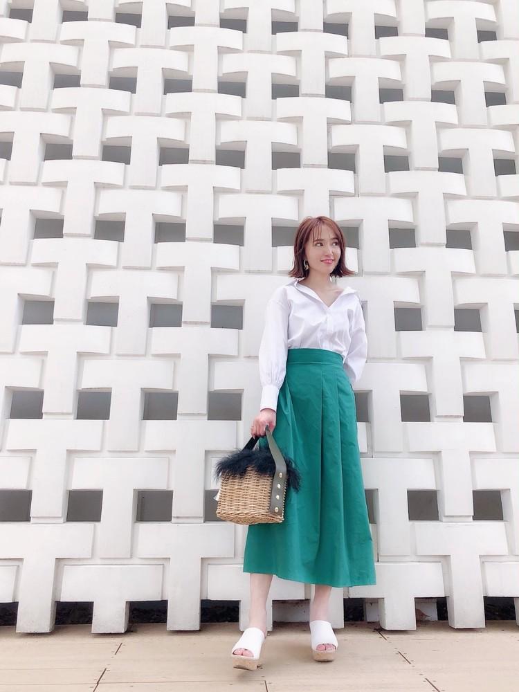 【2019年かごバッグまとめ】夏のファッションを彩る最旬マストアイテム!_27