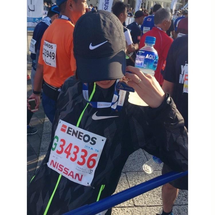 スポーツの秋‼︎【横浜マラソン】に初挑戦しました_2