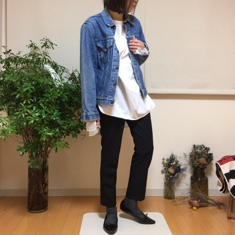 BAILA4月号付録ソックスコーデ集♡_4