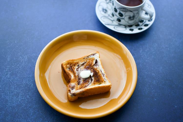 セブンイレブンのおすすめ食パン「あんバターブレッド」