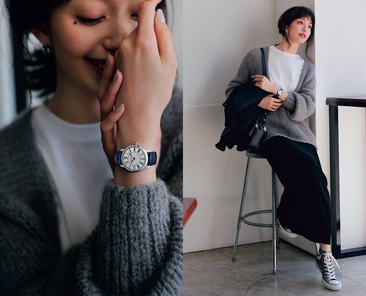 """【デイリー時計の相棒に""""丸型フェイス""""が新登場!】新しい日常に寄り添う、フレデリック・コンスタントの上質時計_3"""