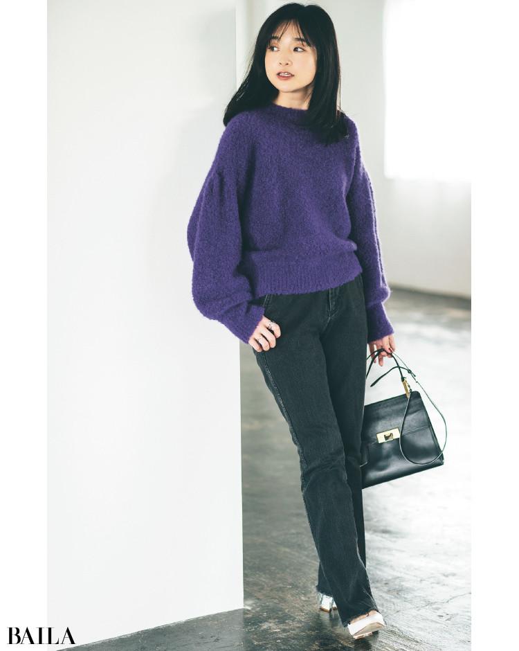 【30代スタイリストが私服でアンサーまとめ】リアルだから役に立つ。その冬服はもっと素敵に着られる!_27