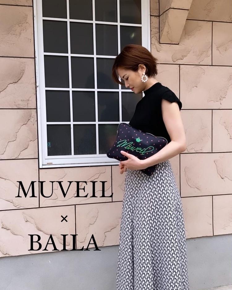 MUVEIL×BAILAボンディングケースが大活躍中!_1