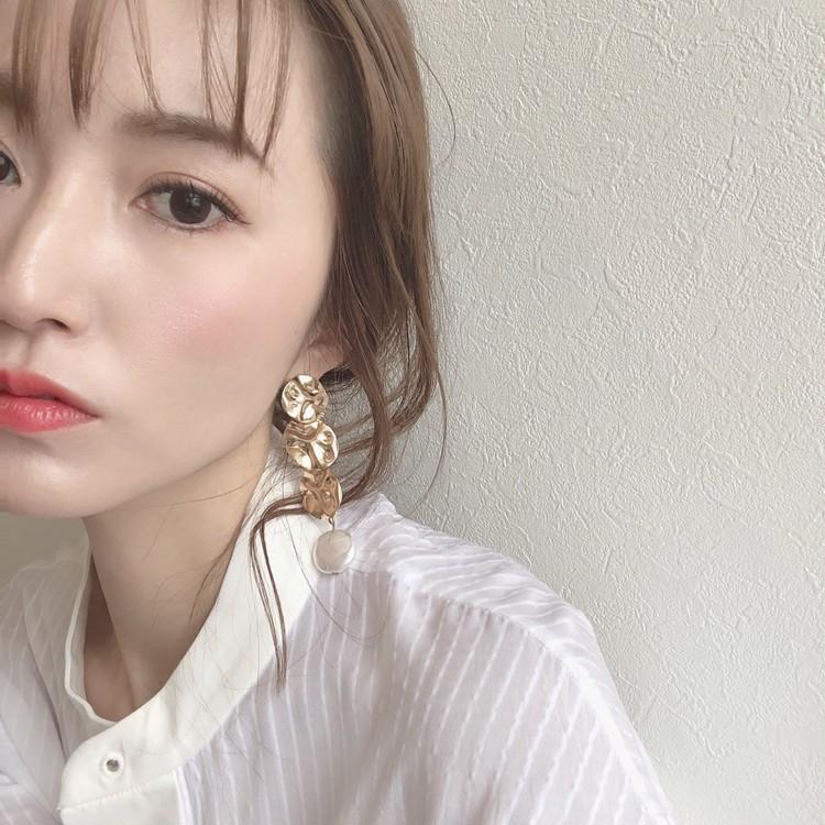 【小顔効果】ヘアラインパウダー♡_8