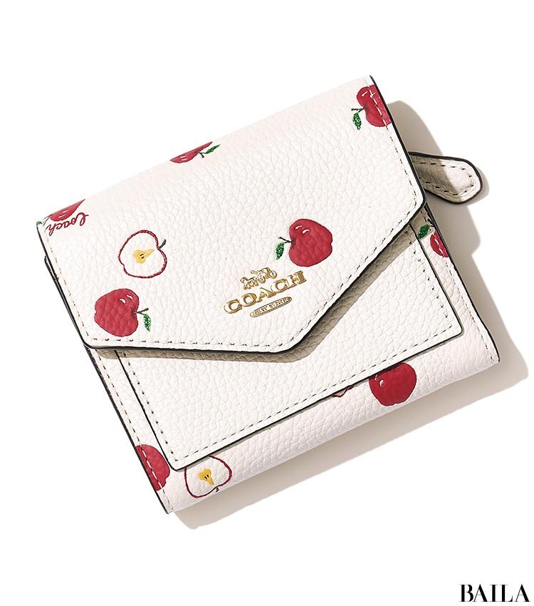 この秋、ミニ財布に買い替え♡ 毎日使う財布は憧れブランドが気分_1_5