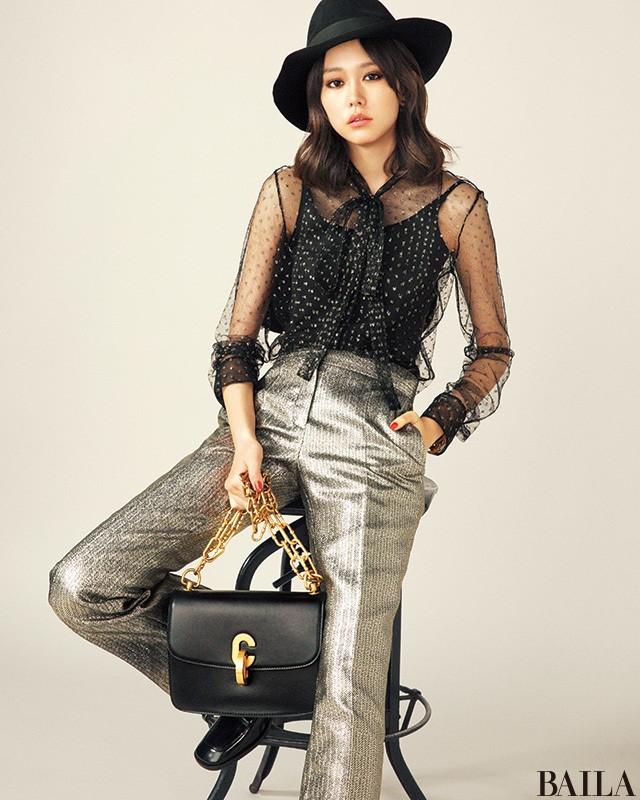 【桐谷美玲♡結婚おめでとう記念】ハイブランドの新作バッグたっぷり魅せます_1_4