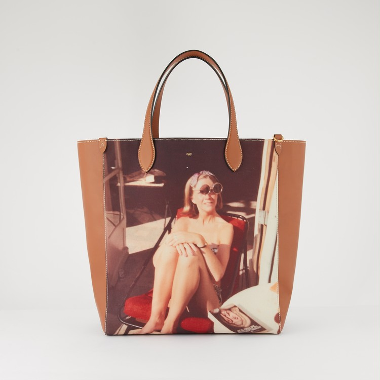アニヤハインドマーチBe A Bag N/S Tote