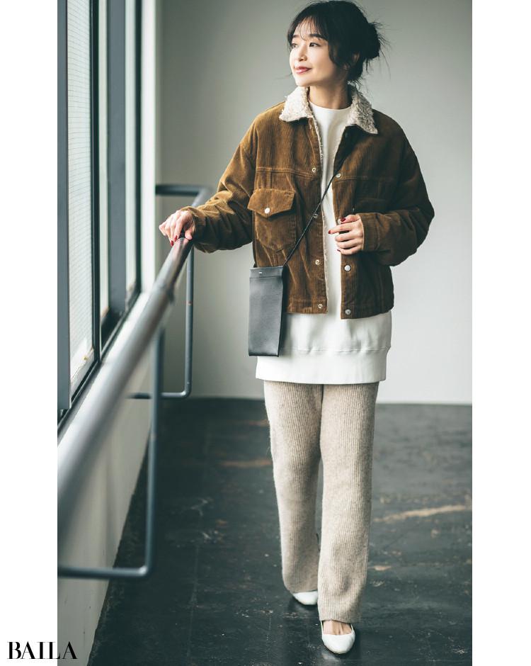 【30代スタイリストが私服でアンサーまとめ】リアルだから役に立つ。その冬服はもっと素敵に着られる!_37