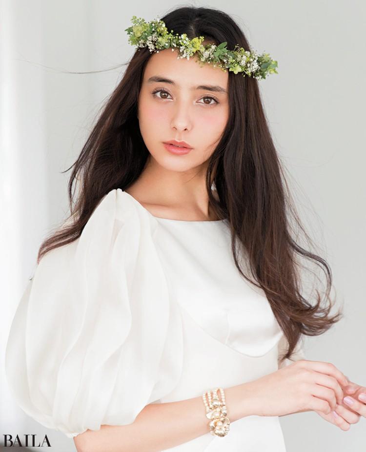 【花嫁の髪型&メイクまとめ】最高の1日のための39選!ヘッドドレスやヘアアレンジも♡【結婚式で最高の花嫁になる!2】_53