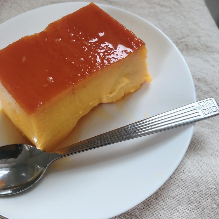 おうちHalloween★簡単かぼちゃプリン_1