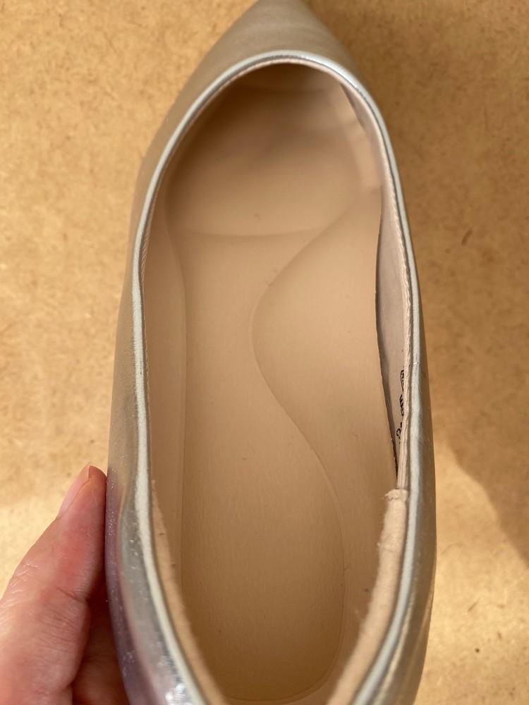 ¥2990で買える通勤靴向け隠れ名品♡【ユニクロ(UNIQLO)】のパンプスが圧倒的にはきやすい!_4