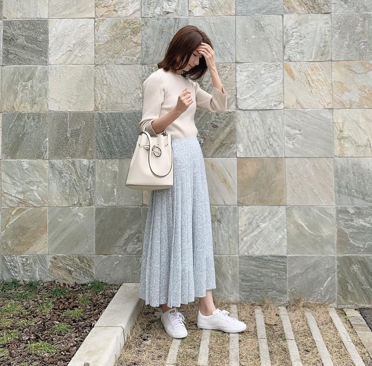 【春コーデ】ロンハーマンのお気に入りスカート_3