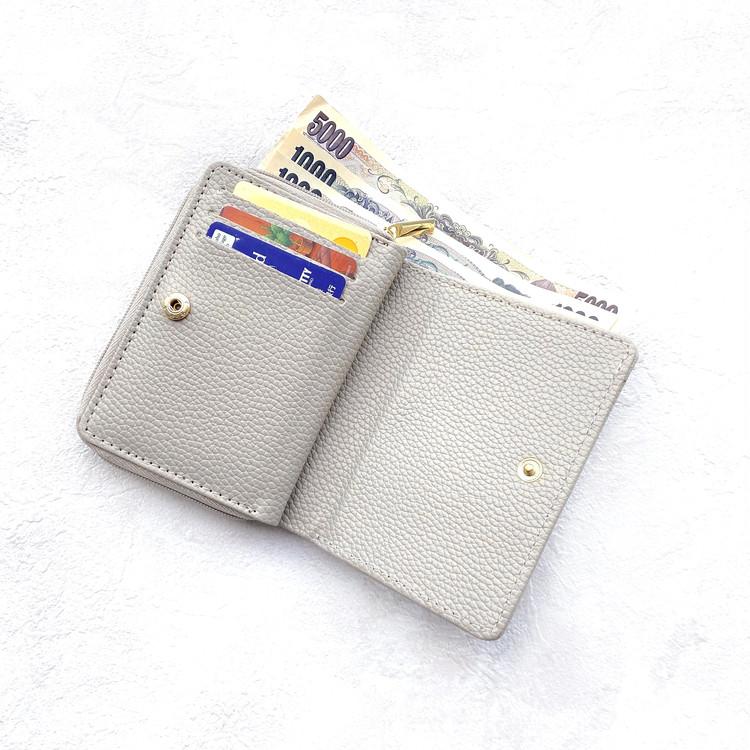 GET必至♡4月号付録はドゥーズィエムクラスのミニ財布_3