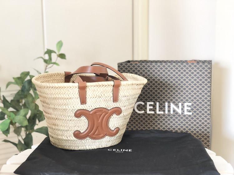 【CELINE】popup先行発売スモールバスケットバッグ_1